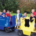 QRCP Learning Express train