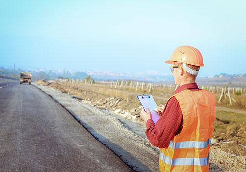 Construction Materials Inspectors