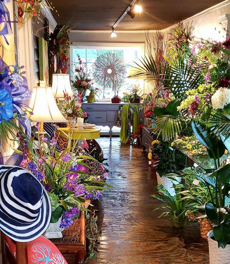 Room Full of Flowers