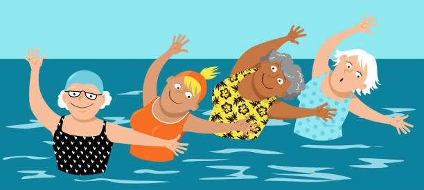 Adult Water Aerobics on Tuesdays and Thursdays