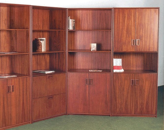 Industrias martzb libreros y archiveros - Libreros de madera modernos ...