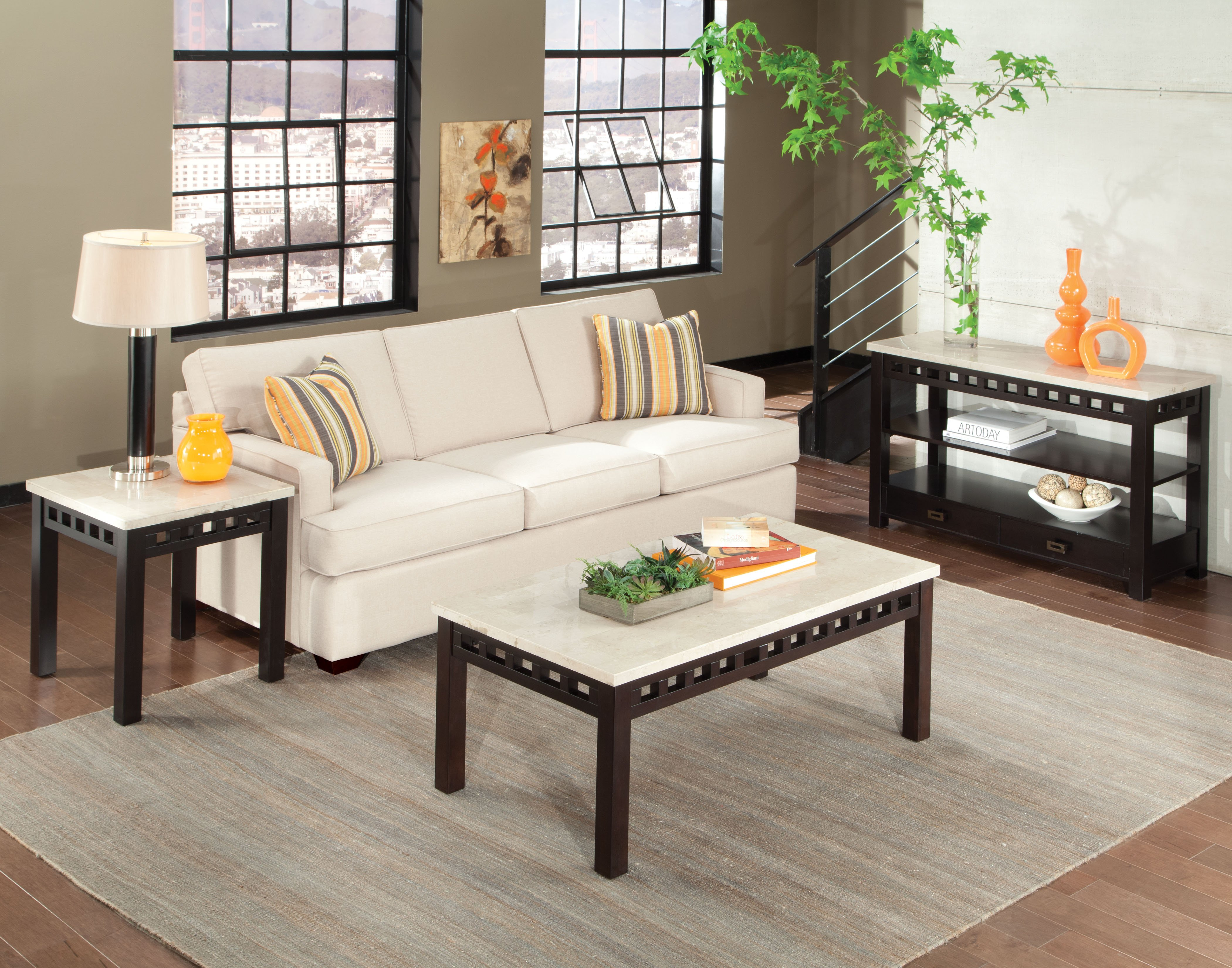 Gateway 3 pc Occasional Table Set