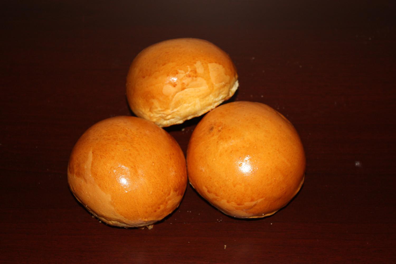 Sweet Brioche Rolls