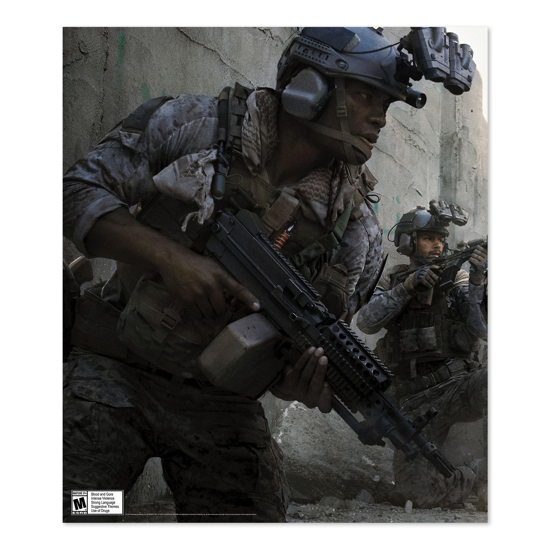 Call Of Duty Modern Warfare Store Poster