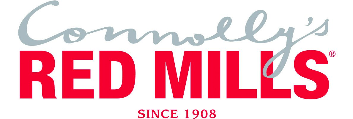 Proud to be in partnership with Connolly's Red Mills
