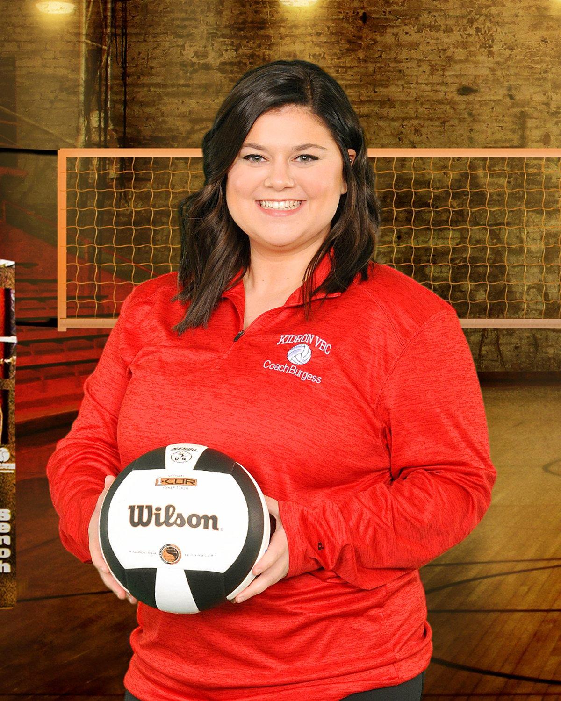 Aimee Burgess - 17s Coach