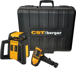 CST Berger Laser Grade Level $25/half $40/day