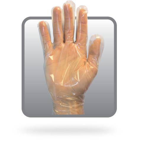 The Safety Zone Nitrile L 3 mil Safety Zone GNPR-LG-1M-SZR Powder Free Gloves White Pack of 1000