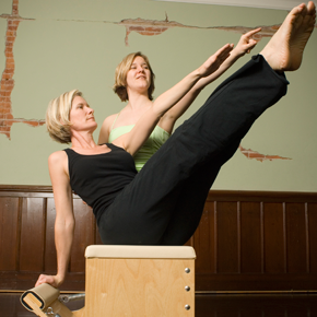 Pilates with Anne