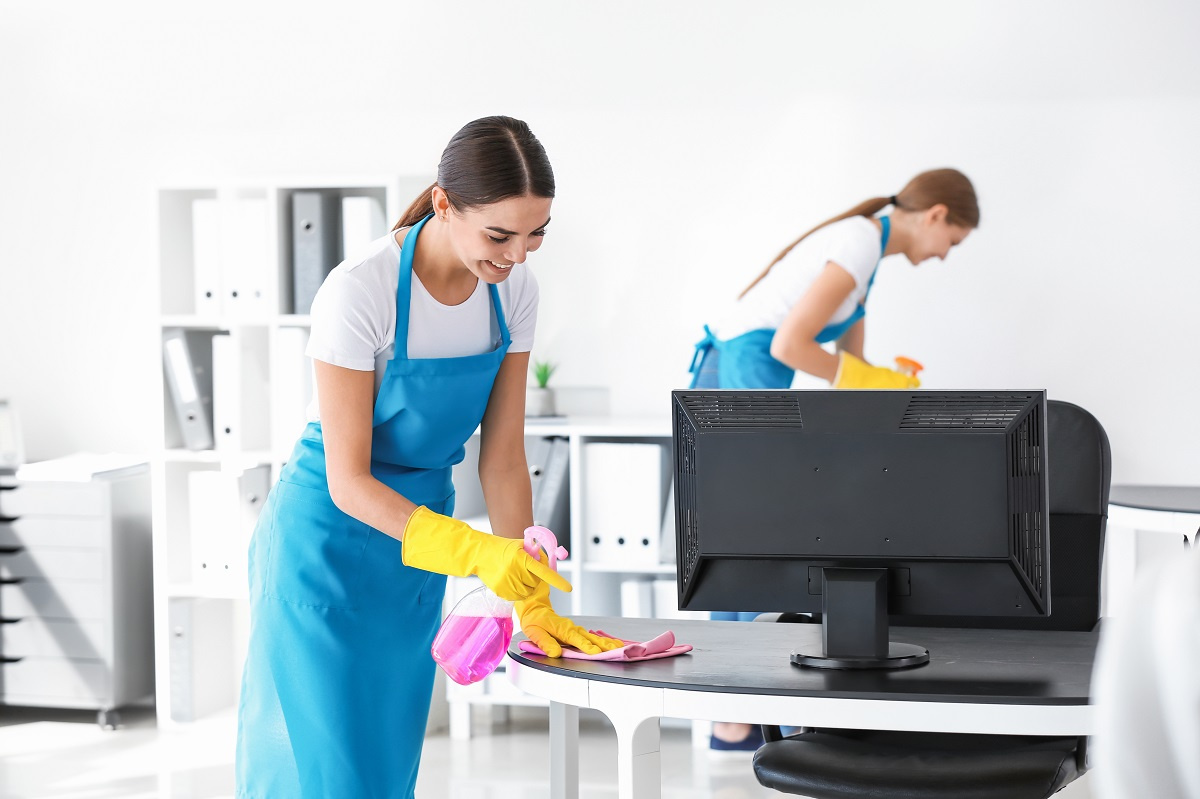 Commercial cleaning company in Dallas, TX