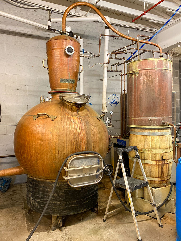Still -Bluegrass Distillers