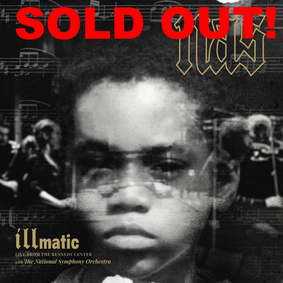 Nas - 'Illmatic Live from the Kennedy Centre'