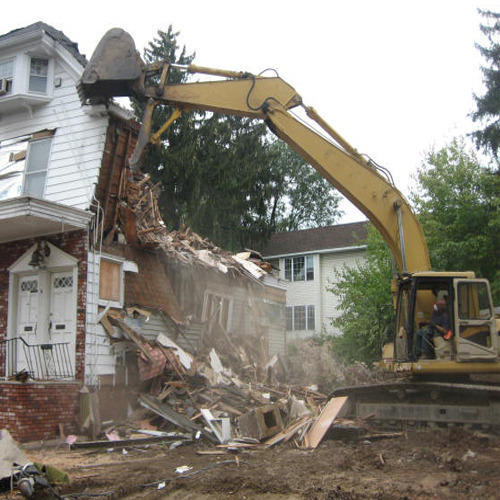 Demolition Services 1