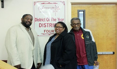 District of the Year