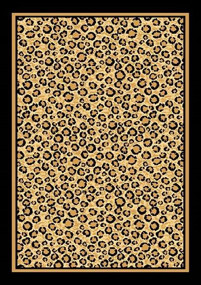 Leopard Skin  5x7