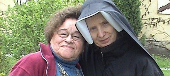 A Lady and a Nun
