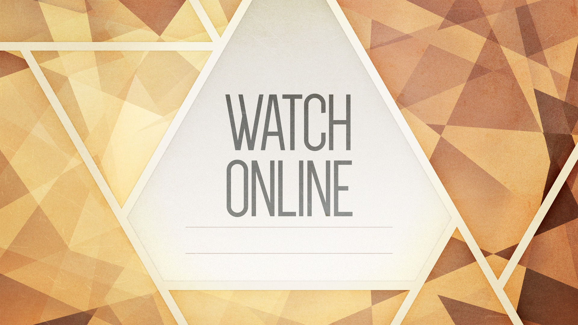 Click to watch our services online