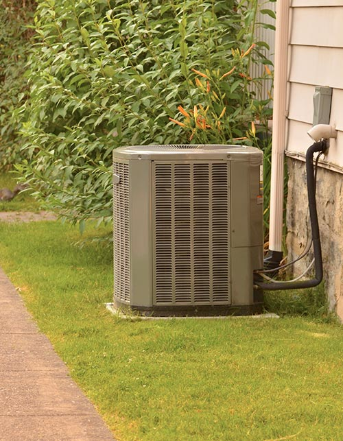Residential small air conditioning unit
