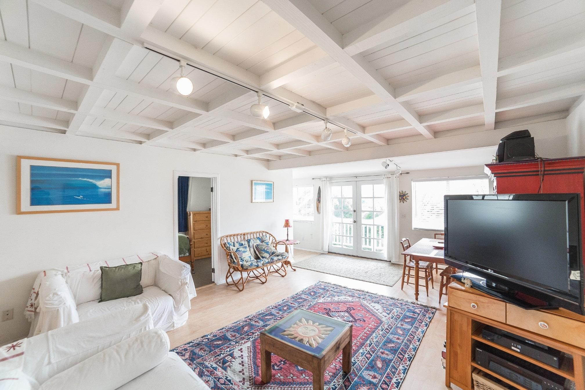 Beach Pad Living Area 1
