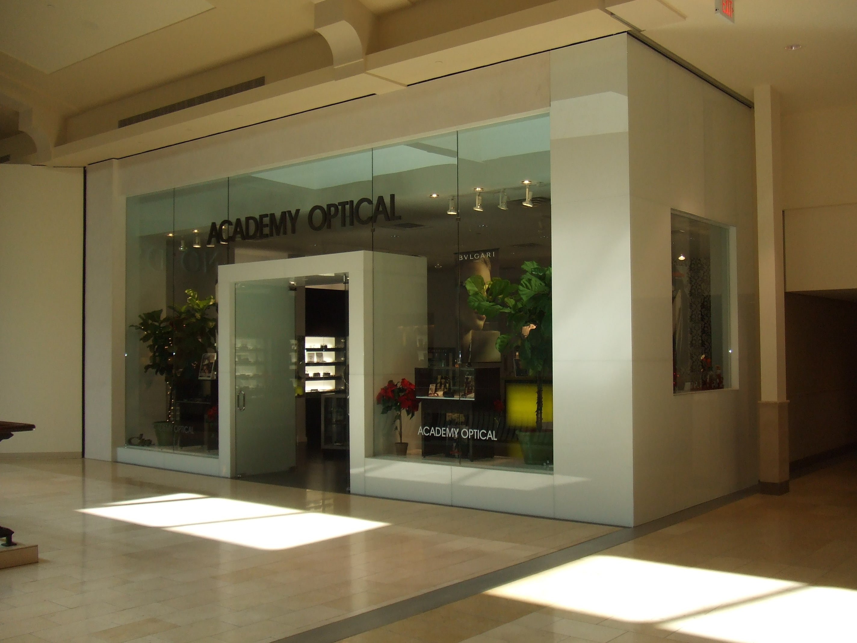 Academy Optical Storefront