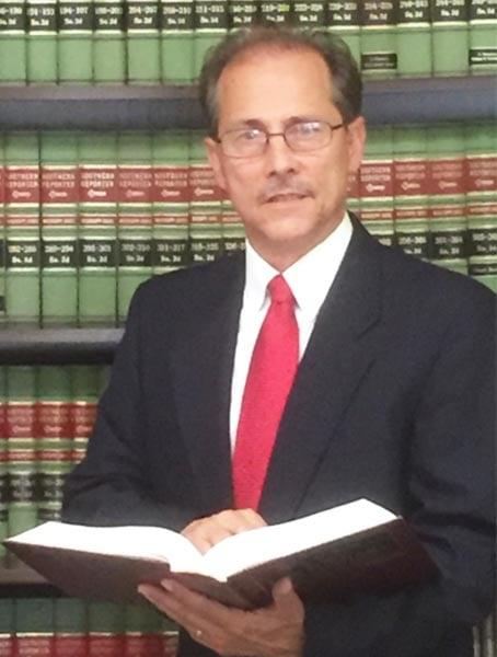 Attorney Norman Pauli