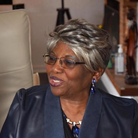 Ambassador Yvette Stevens (nee Paul-Short)