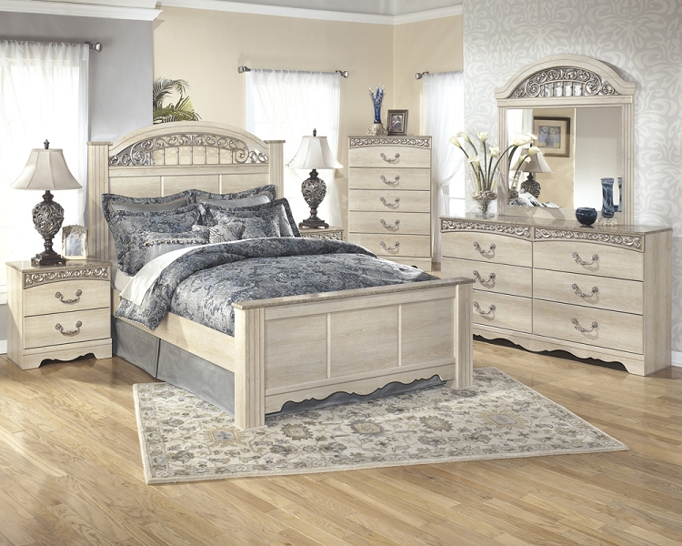 B-196 Catalina Bedroom Set