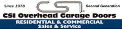 Overhead Garage Door Ad