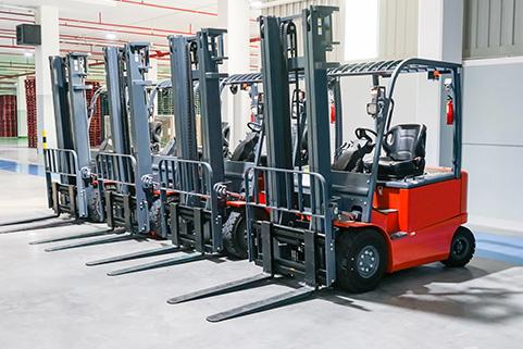 Forklift Loader Pallet Stacker Truck Equipment
