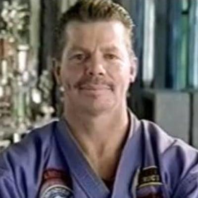 Taekwondo Master Bill Jones