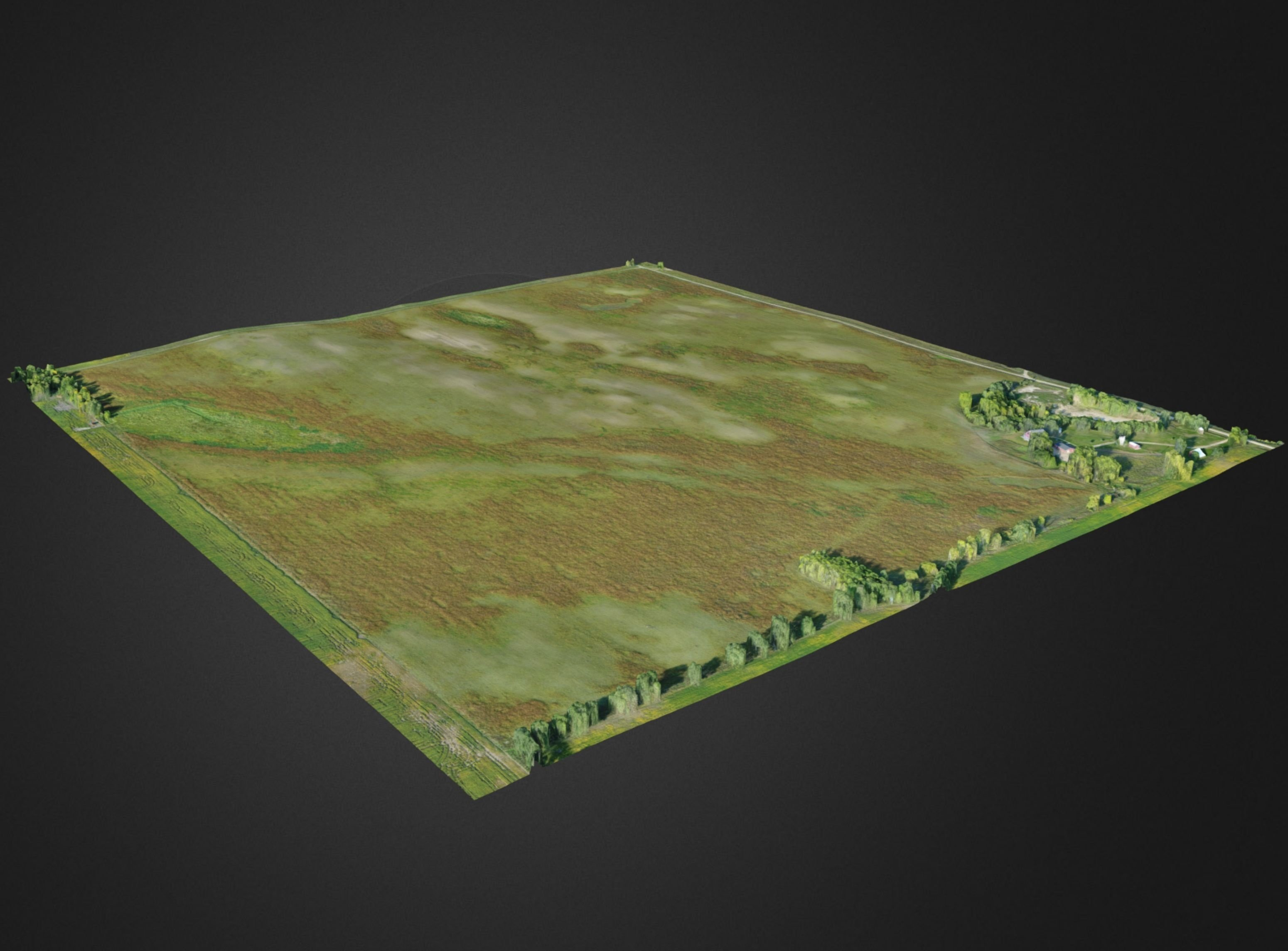 Sample 3D Map