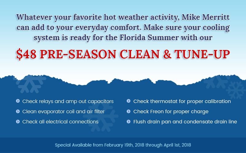 Mike Merritt Heating & Air Conditioning