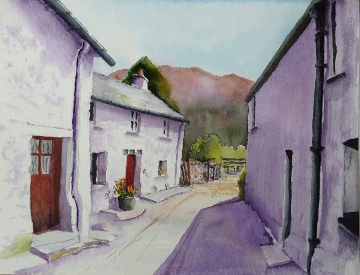 Setoller, Cumbria (from friends image)