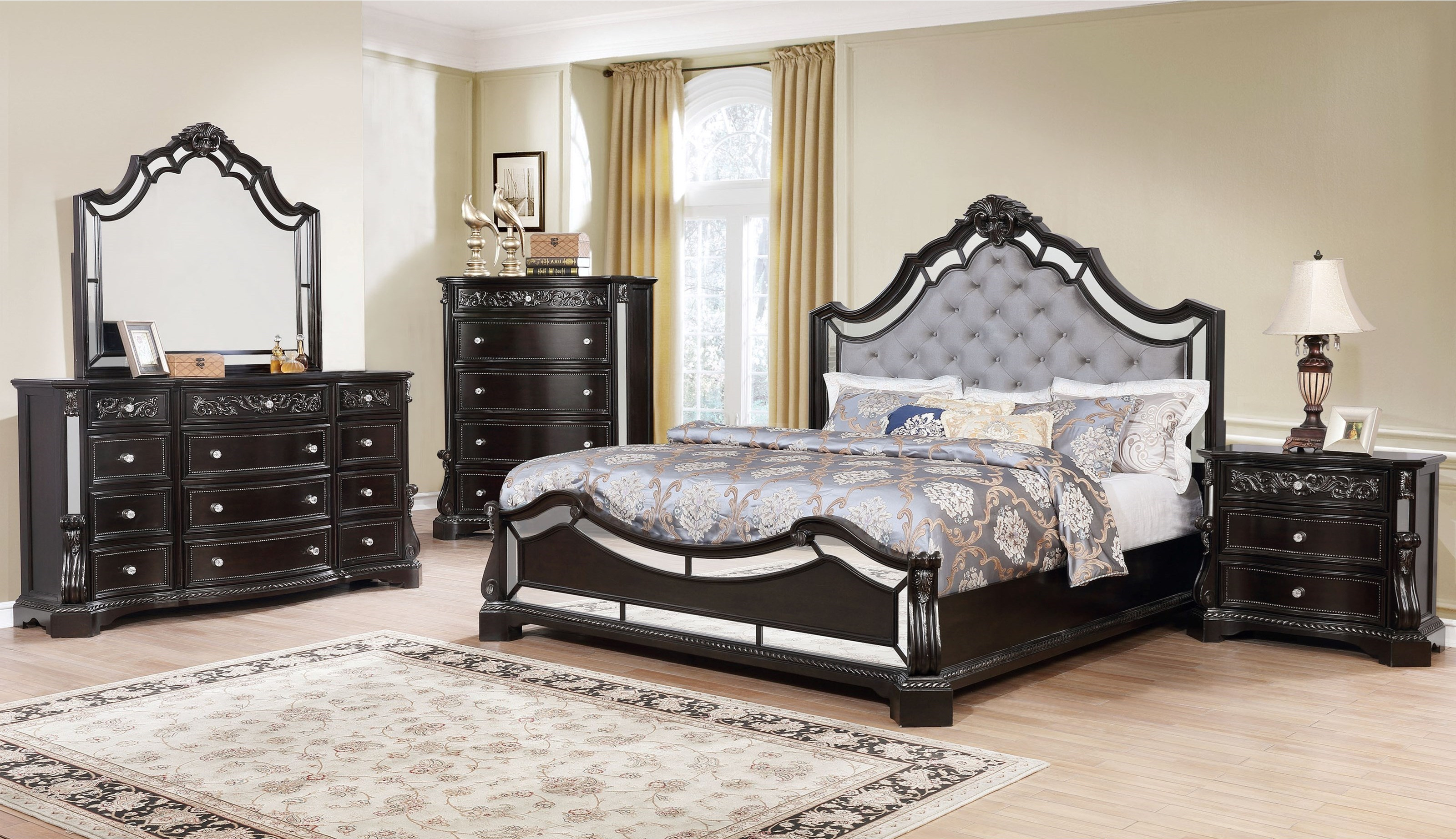 Bankston Bedroom Set B1660