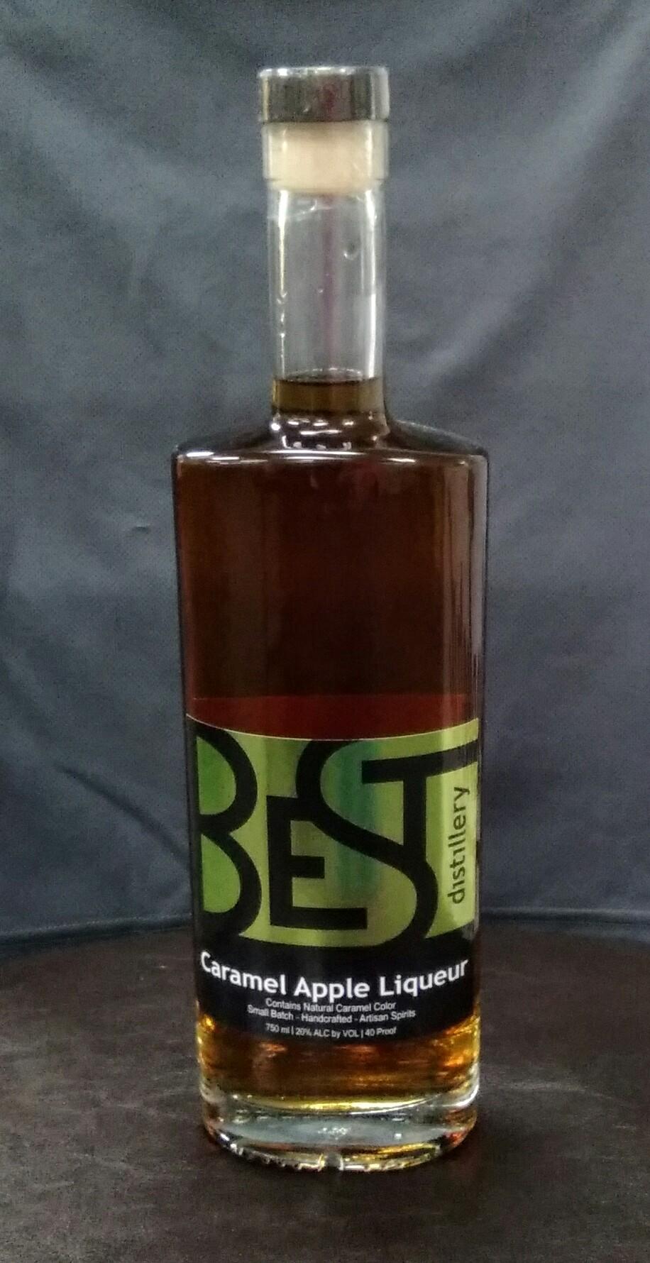 BEST Distillery Carmel Apple Liqueur Elizabethtown, Indiana