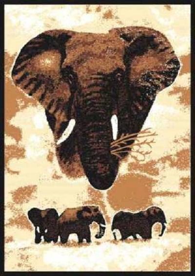 Elephant Family  5x7