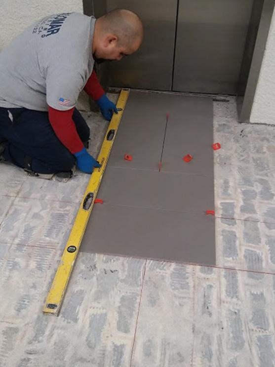 Floor Measuring