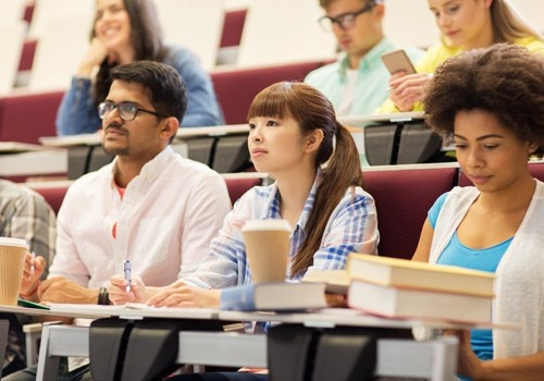 Group of Students on Lecture