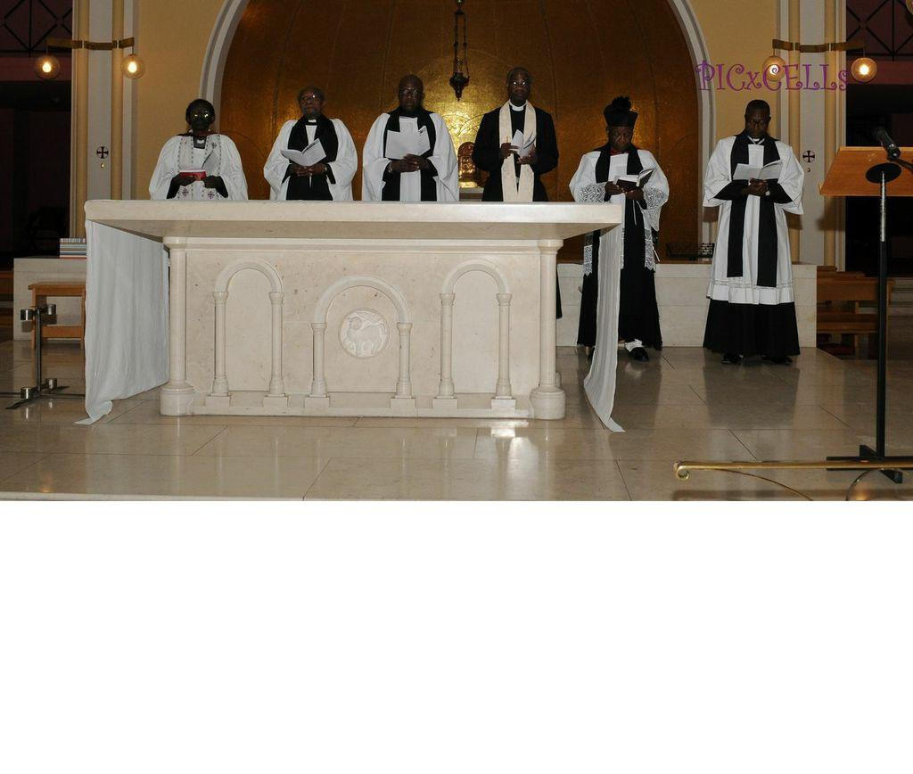 The All Regentonian Clergy