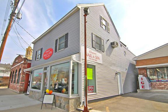 Peabody, MA - Mixed-Use Building