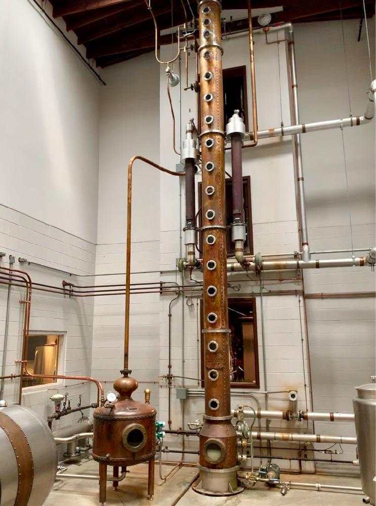 Kentucky Peerless Distilling - Still
