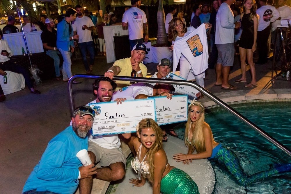 Mermaid Vodka Contest