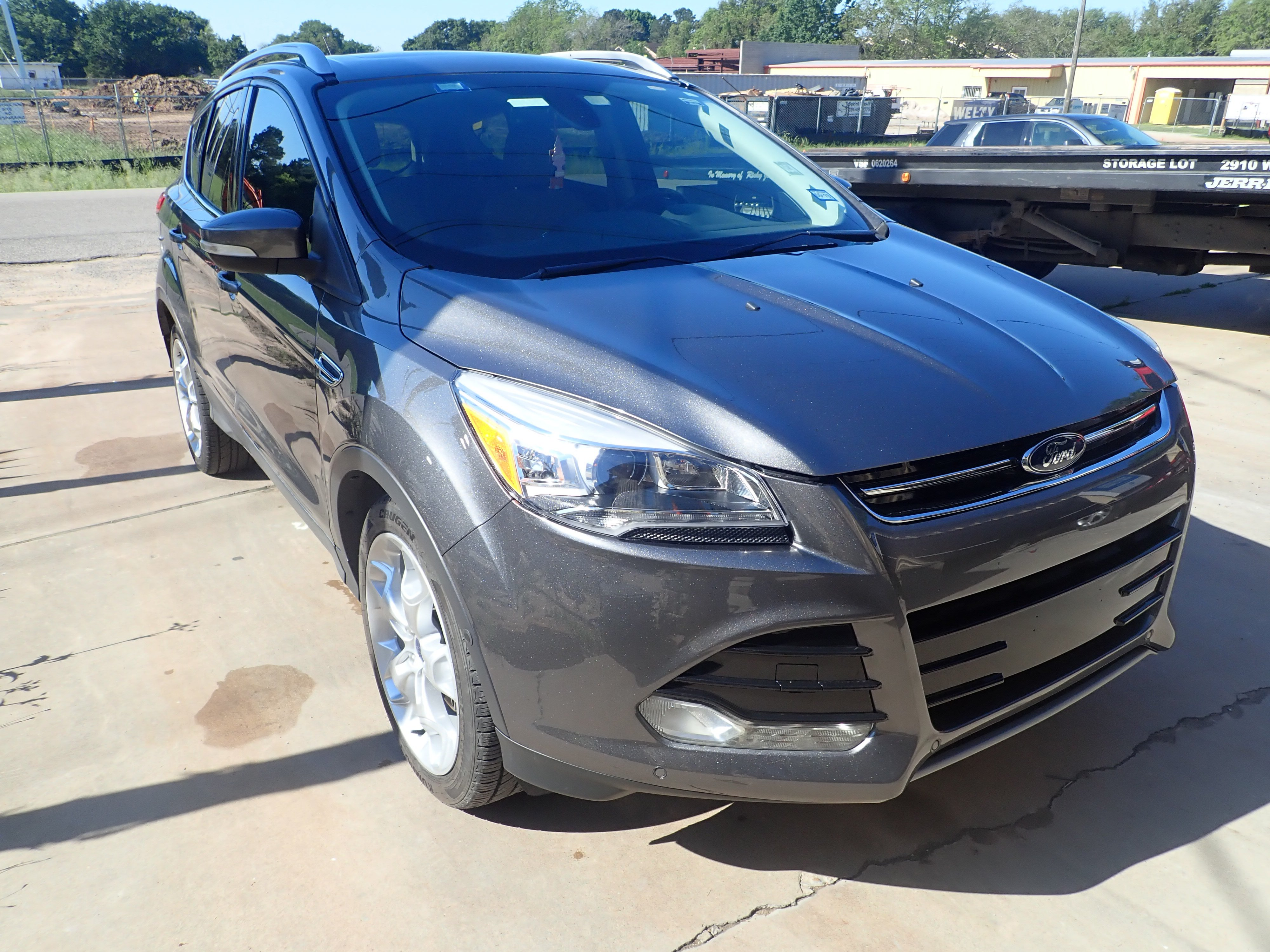 2014 Ford Escape Repair Complete