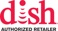 dish Aurthorized Dealer Logo||||
