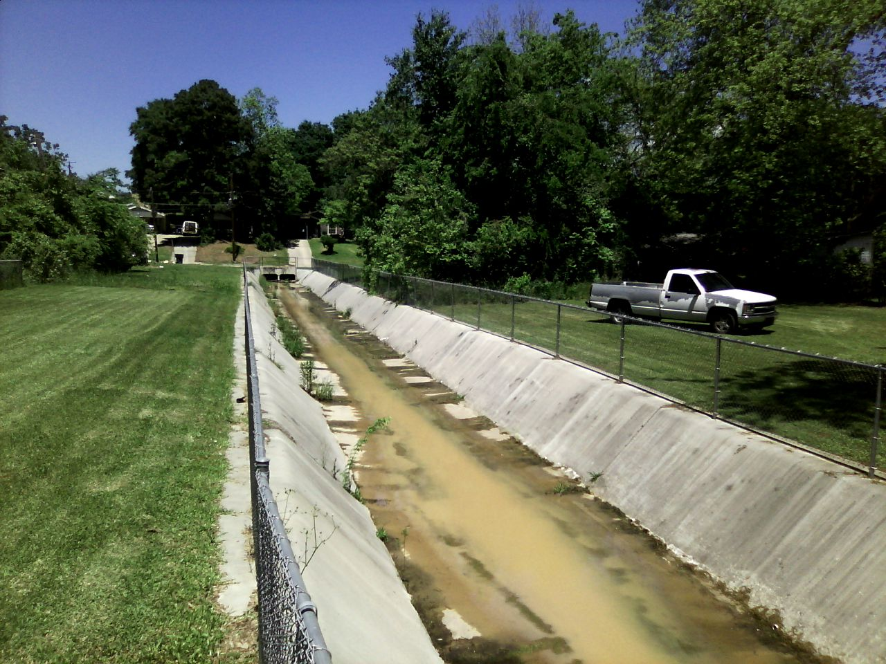 Atchley & Atchley, Inc  - Stormwater Drainage Design Projects