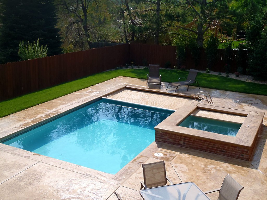 Cover-Pools Separate Pool & Spa Automatic Covers.