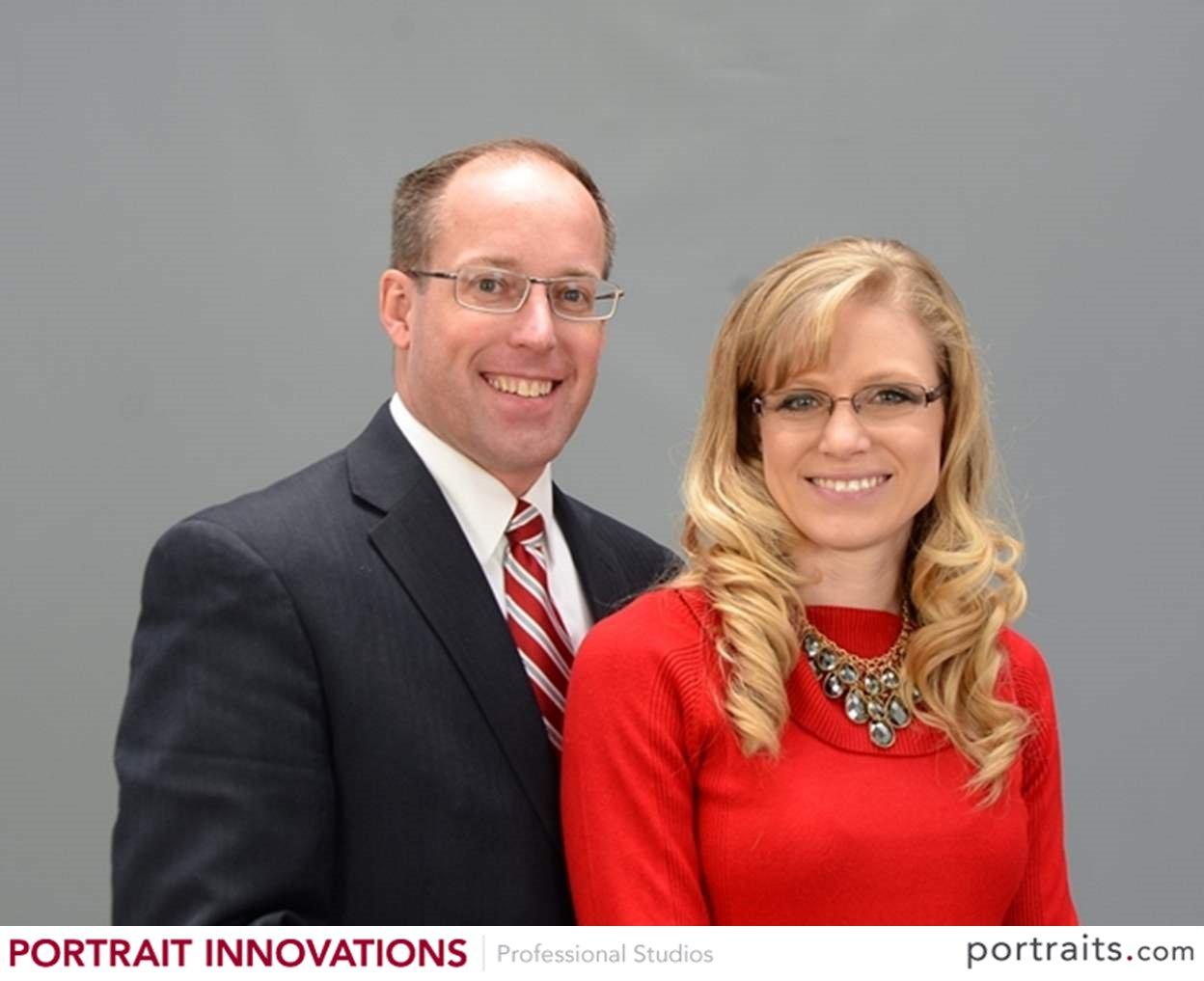 Matt and Johanna Hudson