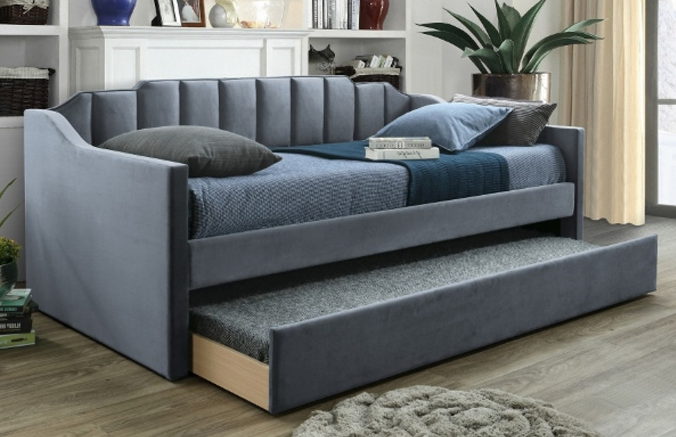 5326GY Menken Daybed with Trundle