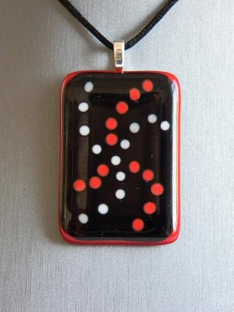 """Minimalistic_05"" by Kristina Guchenia Size - 2-1/8""H X 1-3/8""W $29.00"