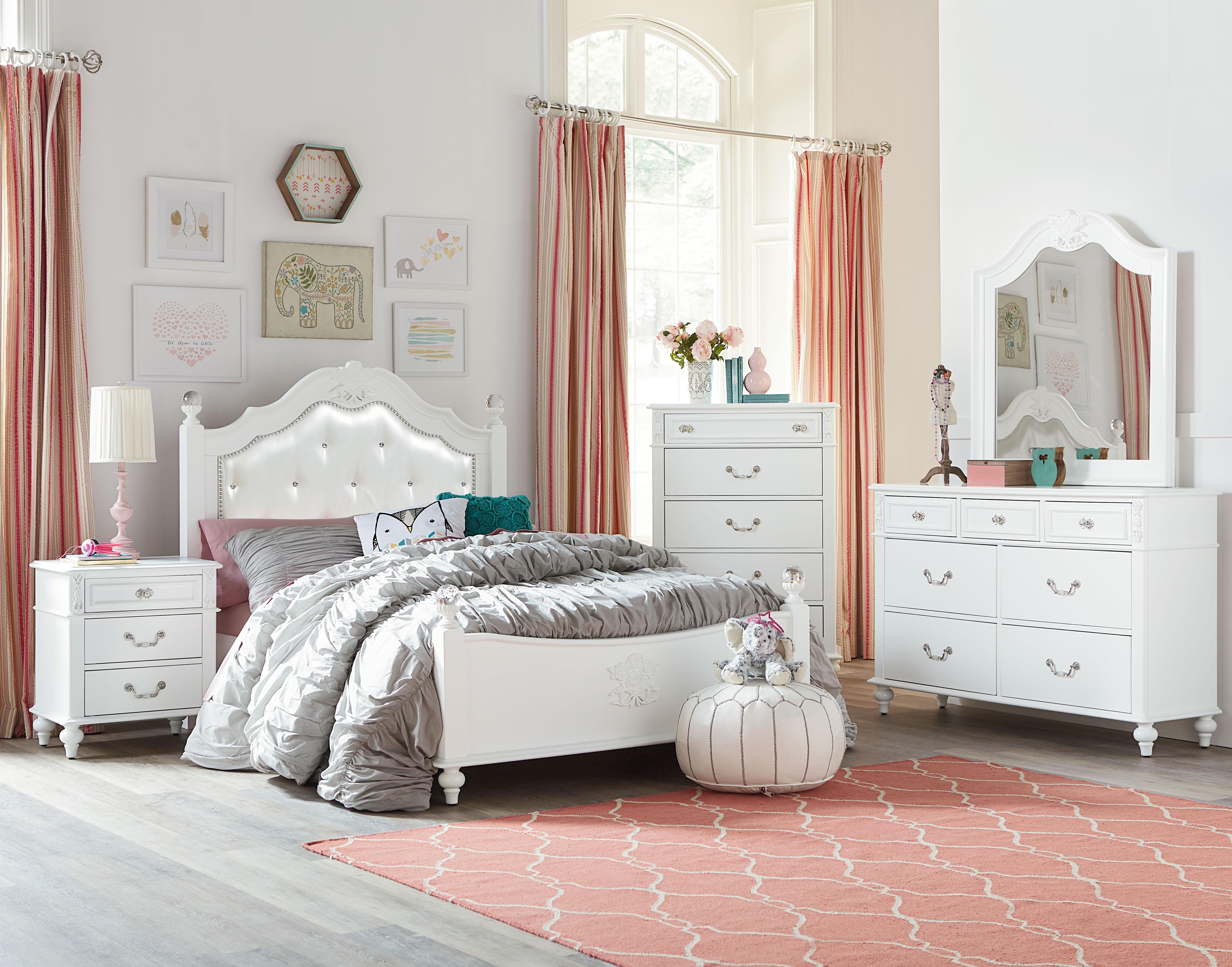 Olivia Bed Set